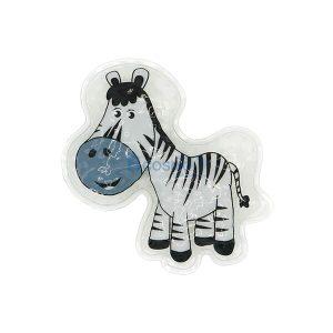 อุปกรณ์ประคบร้อนเย็นเคนโกะ ม้าลาย Gel Bead – Zebra