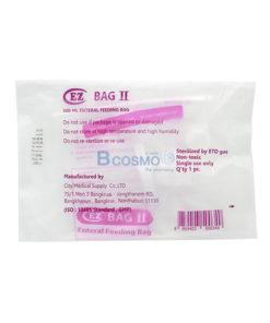 ถุงให้อาหารเหลว Feeding Bag EZ 500 ml. แพ็ค 10 ถุง