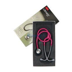 หูฟังแพทย์ STETHOSCOPE 3M รุ่น CLASSIC II PEDIATRIC RASPBERRY สีชมพูเข้ม