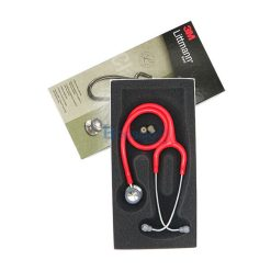 หูฟังแพทย์ STETHOSCOPE 3M รุ่น CLASSIC II PEDIATRIC RED สีแดง