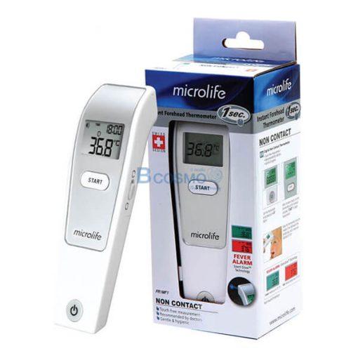 P-6993 - เทอร์โมมิเตอร์ วัดอุณหภูมิทาง หน้าผากไมโครไลฟ์ Microlife FR1MF1-2