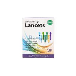 เข็มเจาะเลือด สเตอร์ไรด์ LANCETS 28G.