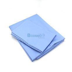 ผ้าปูเตียงผู้ป่วย เมดโปร รุ่นคลาสสิคแบบไม่รัดมุม รุ่น PASS-01BU