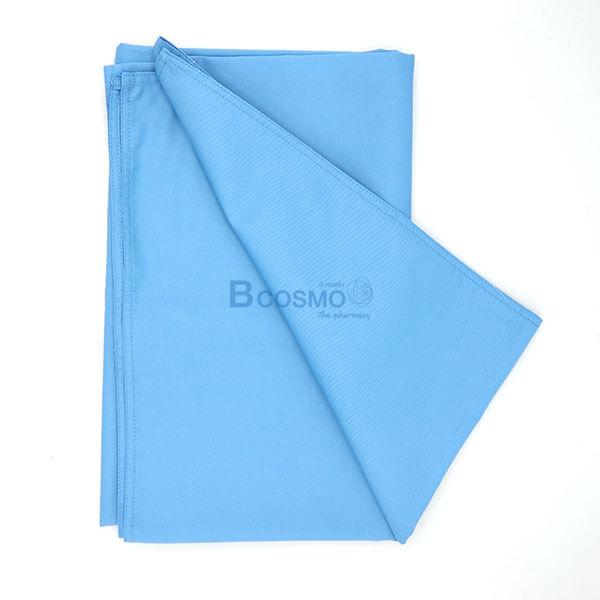 P-7003 - ผ้าขวางเตียงผู้ป่วย เมดโปร รุ่นคลาสสิค PASS-017BU