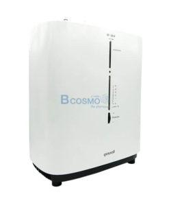 เครื่องผลิตออกซิเจน 3 ลิตร พ่นยาได้ YUWELL 9F-3BW (เสียงพูดภาษาไทย)