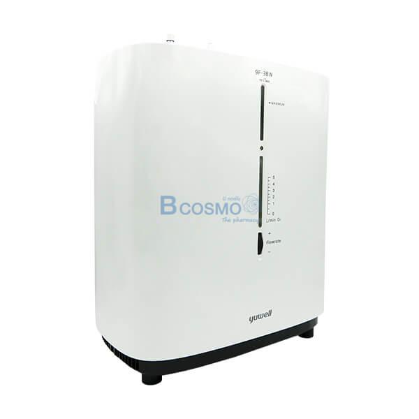 P-7005-เครื่องผลิตออกซิเจน-3-ลิตร-พ่นยาได้-YUWELL-9F-3BW-เสียงพูดภาษาไทย-3 เครื่องผลิตออกซิเจน 3 ลิตร พ่นยาได้ YUWELL 9F-3BW (เสียงพูดภาษาไทย)