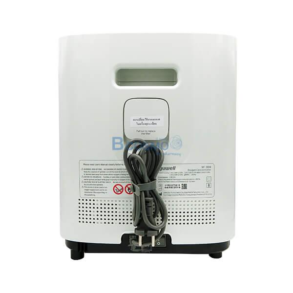 P-7005-เครื่องผลิตออกซิเจน-3-ลิตร-พ่นยาได้-YUWELL-9F-3BW-เสียงพูดภาษาไทย-4 เครื่องผลิตออกซิเจน 3 ลิตร พ่นยาได้ YUWELL 9F-3BW (เสียงพูดภาษาไทย)