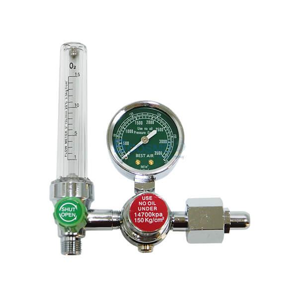 P-7006 - เกจ์หายใจเบสทอร์ Best Air Oxygen Regulator-8