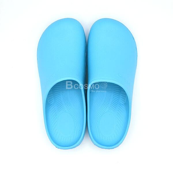 รองเท้าห้องผ่าตัด ANNO รุ่น ANE1302 สีฟ้า