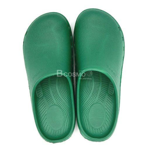 รองเท้าห้องผ่าตัด ANNO รุ่น ANE1302 สีเขียวเข้ม