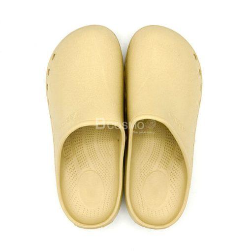 รองเท้าห้องผ่าตัด ANNO ANE1302 SIZE 37-38 สีกากี