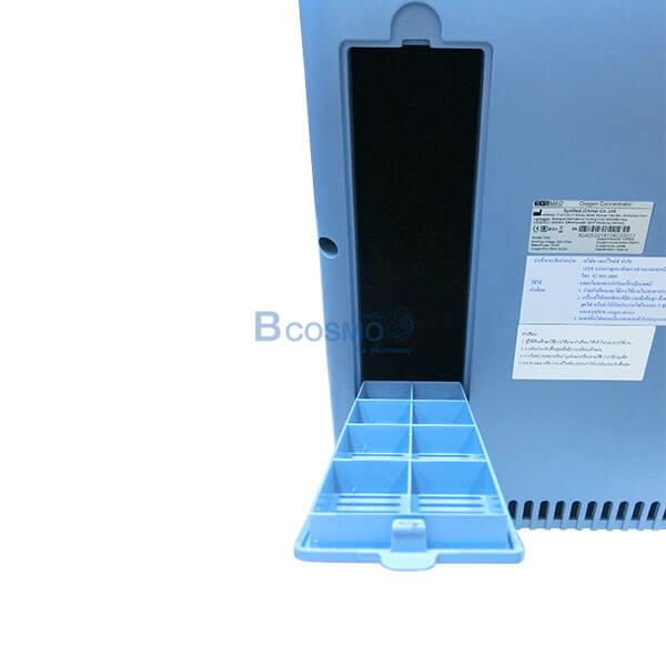 EO0007-5-เครื่องผลิตออกซิเจน-SYSMED-M50-3 เครื่องผลิตออกซิเจน 5 ลิตร SYSMED รุ่น M50