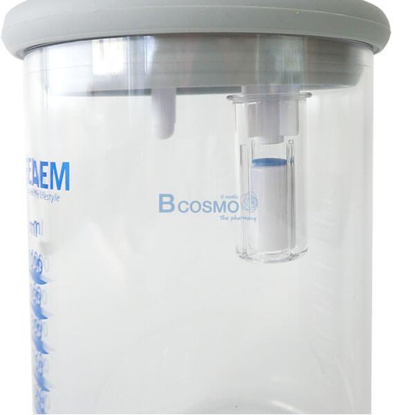 MS0102 - กระบอกเครื่องดูดเสมหะ Flaem 1000 ml