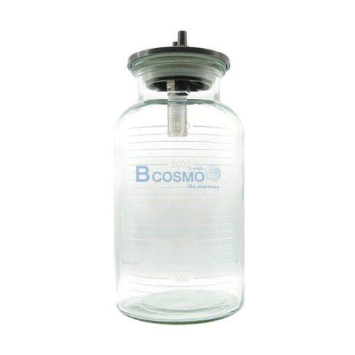 MS0103 - กระบอกดูดเสมหะ 2500 ml