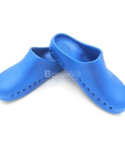 รองเท้าห้องผ่าตัดกันลื่น ANNO รุ่น ANE1301 สีน้ำเงิน OR Shoes