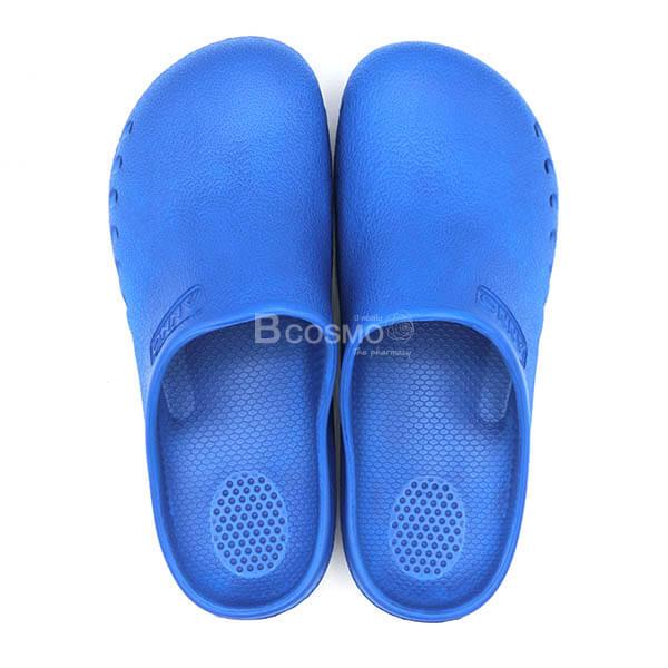 MT0210-BL รองเท้าห้องผ่าตัดกันลื่น ANNO รุ่น ANE1301 สีน้ำเงิน