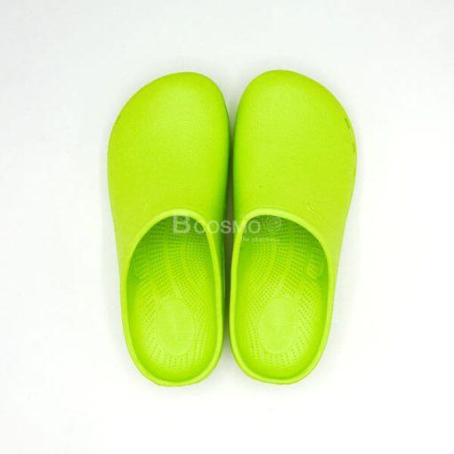 MT0211-S-GR - รองเท้าห้องผ่าตัด ANNO รุ่น ANE1302 สีเขียว