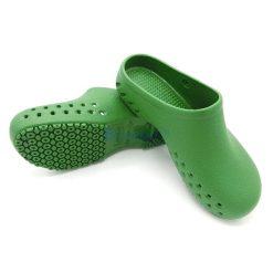 รองเท้าห้องผ่าตัดกันลื่น ANNO รุ่น TPE1005 สีเขียว OR Shoes