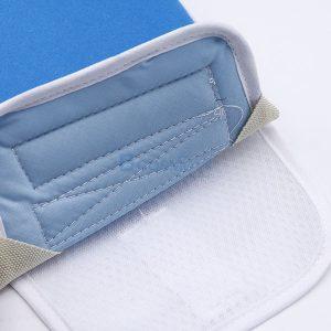 ถุงมือกันการดึงสาย แบบตาข่าย สีน้ำเงิน (จำหน่ายเป็นข้าง)