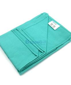 ผ้าขวางเตียง HOSPRO สีเขียวอ่อน 150×95 CM.