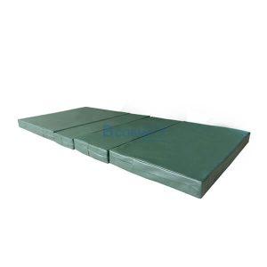 ที่นอนฟองน้ำอัด PS271-B มุมเหลี่ยมพับ 4 ตอน หนา 3 นิ้ว