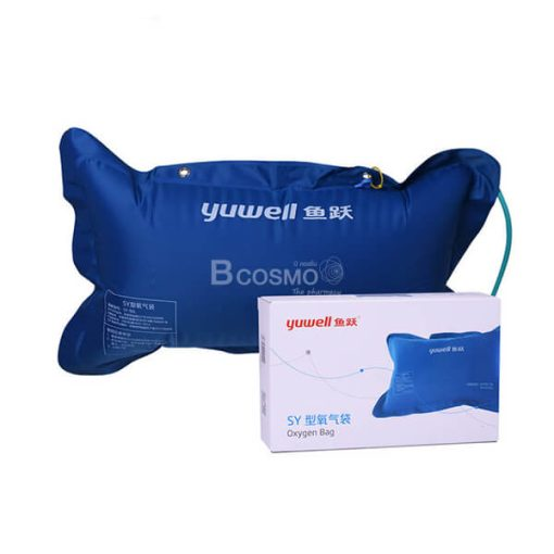 P-7116 EO0610 - กระเป๋าออกซิเจน Yuwell Oxygen Bag SY-42L-3