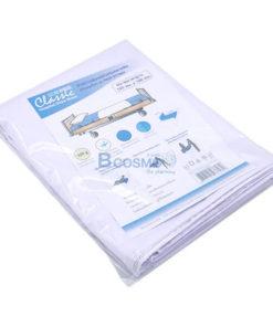 ผ้าขวางเตียงผู้ป่วย เมดโปร รุ่นคลาสสิค PASS-017WH