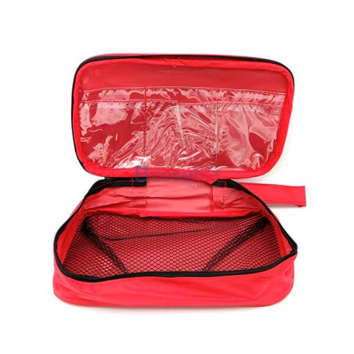P-7158 EB1901-L - กระเป๋าฉุกเฉินแบบซิปพกพา Size L