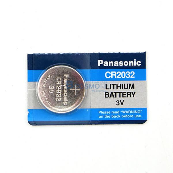 P-7164 PA2904 - ถ่านกระดุมลิเธี่ยม PANASONIC CR2032-1