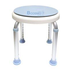 เก้าอี้นั่งอาบน้ำกลม แบบหมุน (ที่นั่งหมุนได้)