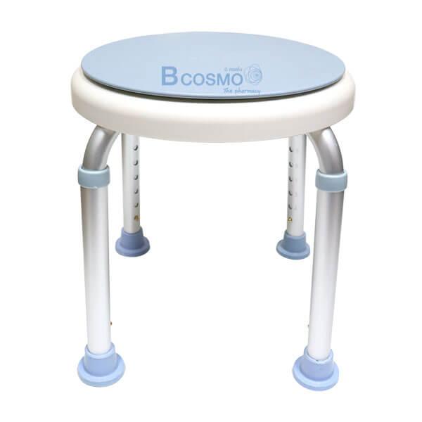 P-7178-ET0016-เก้าอี้นั่งอาบน้ำกลม-แบบหมุน-4 เก้าอี้นั่งอาบน้ำกลม แบบหมุน (ที่นั่งหมุนได้)