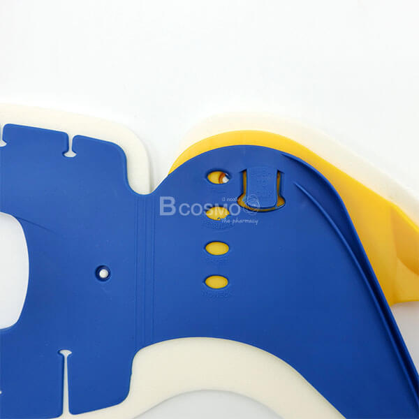P-7184-ES1402-เฝือกอ่อนดามคอปรับระดับได้-4 เฝือกอ่อนดามคอปรับระดับได้