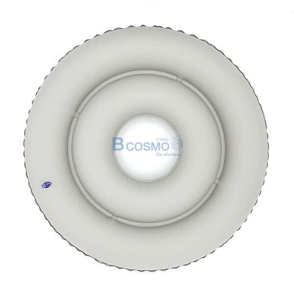 EB0905-เบาะลมรองนั่งแบบลอนคู่-Yuwell-Anti-Decubitus-Beds-Cushion-4 เบาะลมรองนั่งแบบลอนคู่ Yuwell Anti-Decubitus Beds Cushion