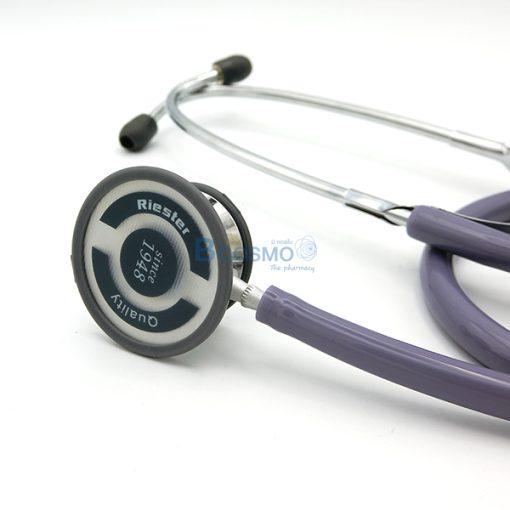 MT0102-BL-หูฟังแพทย์ STETHOSCOPE RIESTER สีฟ้า