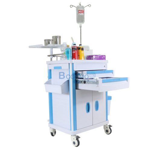 MT0302-รถเข็นโรงพยาบาล