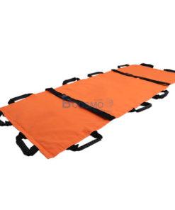 ผ้าประคองตัวผู้ป่วยพับได้ สีส้ม