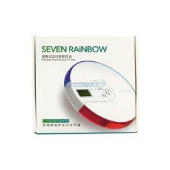 กล่องจัดชุดยา Seven Rainbow 7 Digital Pill Box