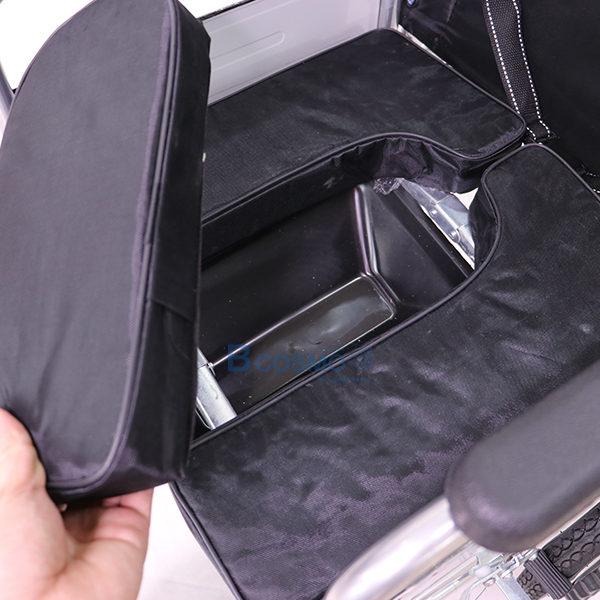 รถเข็นเหล็กปรับนอนได้-พร้อมที่นั่งถ่าย-JY-0118-(CN)-WC0304