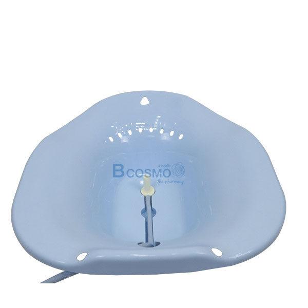 EB1503-อ่างพลาสติกแช่ก้นแบบปั๊มมือ