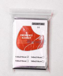 ผ้าห่มฉุกเฉิน Blanket Emergency 210×130 cm.