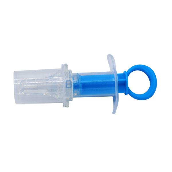 EF0807-ไซริงค์ป้อนยา