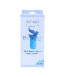 ขวดปัสสาวะแบบพกพา Unisex JIEMU 750 ml.
