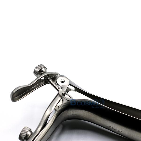 MT0007-S-คีมปากเป็ด-GRAVE-VAGINAL-SPECULUM-SIZE-S-6 คีมปากเป็ด GRAVE VAGINAL SPECULUM SIZE S