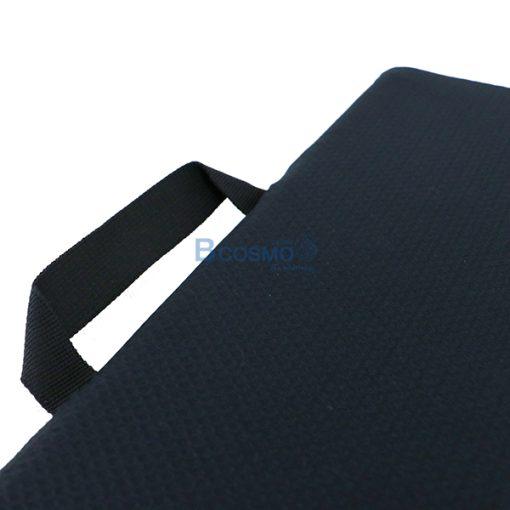 EB1802-20-เจลรองนั่งสี่เหลี่ยม CLEARVIEW (Cushion Pad) NC2020 SIZE 50x50x1.6 cm
