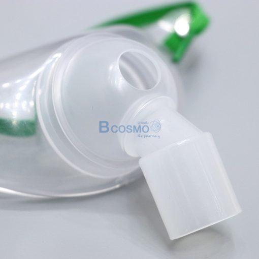 EO0607-AD-หน้ากากออกซิเจนครอบคอผู้ใหญ่ 5202