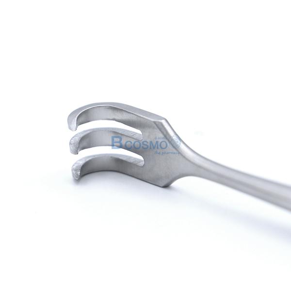 MT0054-1-ตัวล้างแผลปลายแหลม Senn Mueller Double Sharp 17 cm