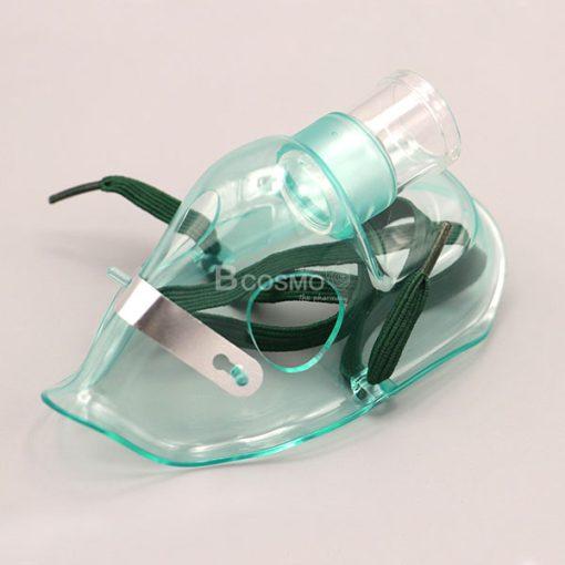 SP0101-P-5603-หน้ากากพ่นยาเด็ก NEBULIZER MASK (แบบเสียบ)