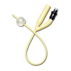 สายสวนปัสสาวะ 2 ทาง Foley Catheter Star Fr.8 – 3 ml.