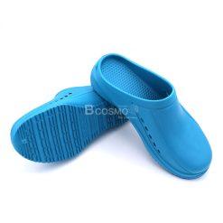 รองเท้าห้องผ่าตัดกันลื่น ANNO ANE1701 สีฟ้าเขียว