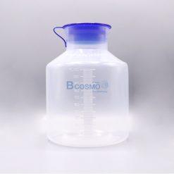 ขวดตวงปัสสาวะพร้อมฝาใช้ครั้งเดียว 1100 ml.